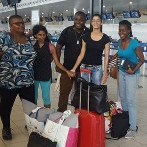 Séjour d'études en Jamaïque