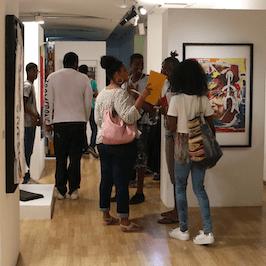 Projet de Galerie-École